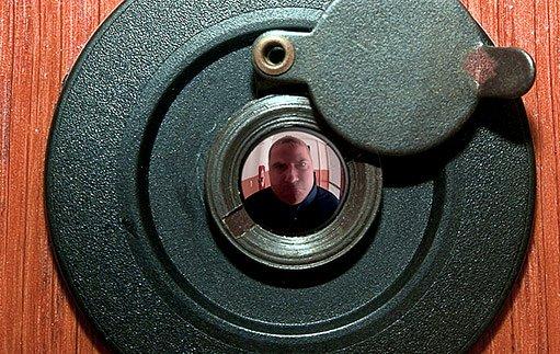panoramatické kukátko