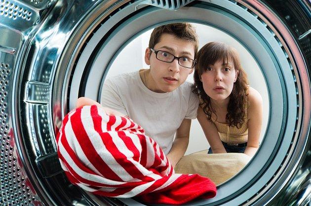 Kvalita praní závisí i na tom, jak pečujeme o pračku.