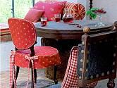 Povlaky na židle