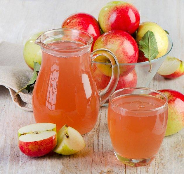 Mošt - jablečná šťáva