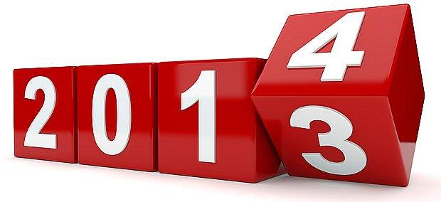 Rok 2013 je již minulostí