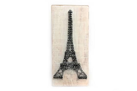 Milovníky Paříže jistě potěší dárek v podobě Eiffelovy věže.