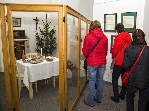 výstava Sladké Vánoce ve Vrchlabí