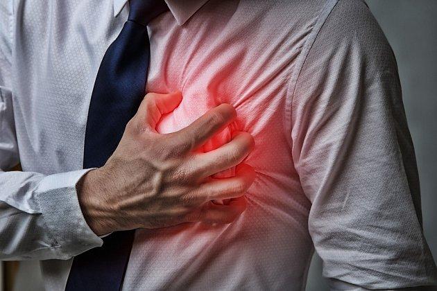 Nemocné srdce