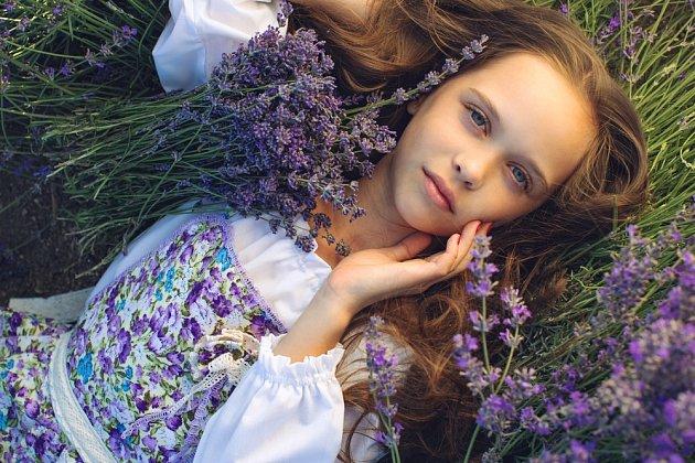 Z psychologického hlediska jsou levandulová a lila považovány za hojení napomáhající barvy