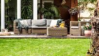 Terasa je v mnoha případech přirozeným prodloužením obytné plochy domu.