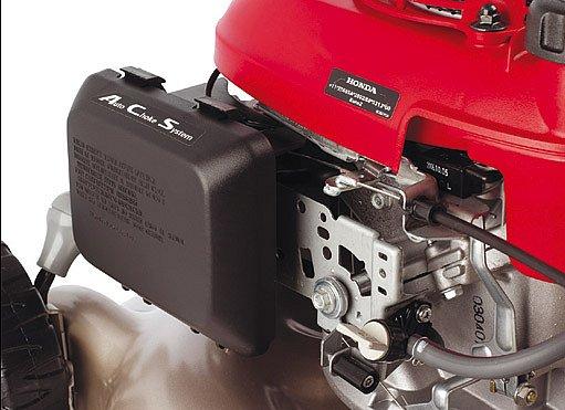 Automatický sytič udržuje otáčky motoru na optimální hodnotě