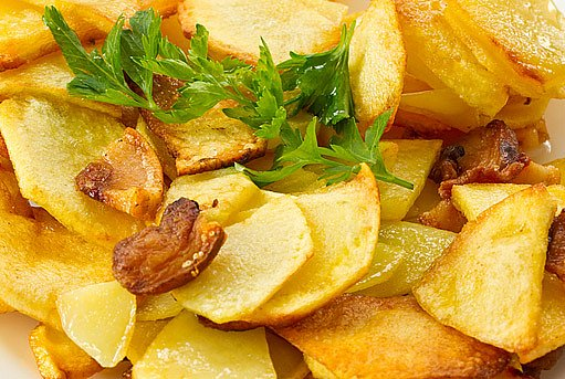 bramborová chuťovka