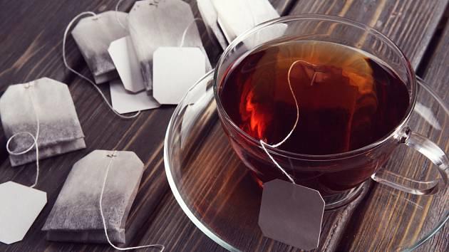 Použité čajové sáčky ještě najdou uplatnění