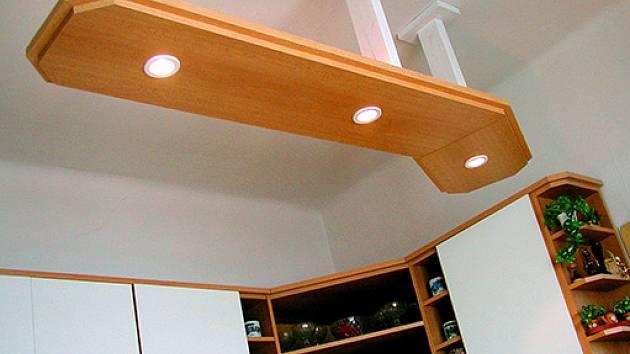 osvětlovací panel