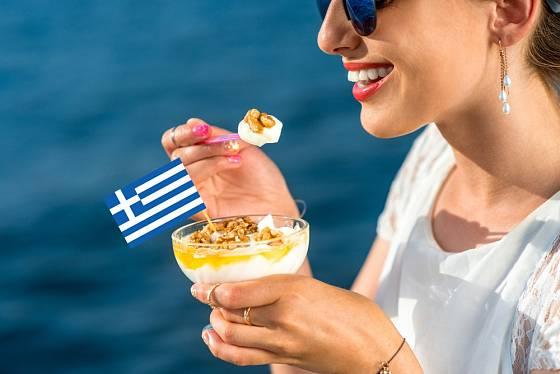 Řecký jogurt je pochoutka