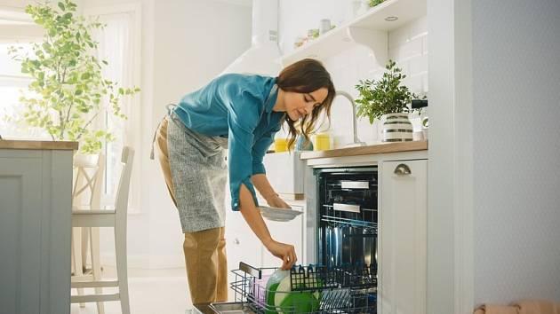 Každá hospodyňka, která má navíc děti, si dokáže spočítat ušetřený čas, jež ji myčka poskytla