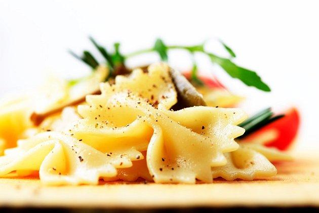Těstoviny patří mezi velmi oblíbená a rychlá jídla