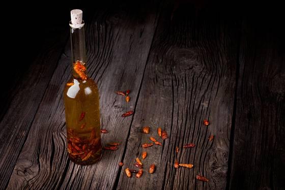 Pikantní olej patří k nejpopulárnějším.