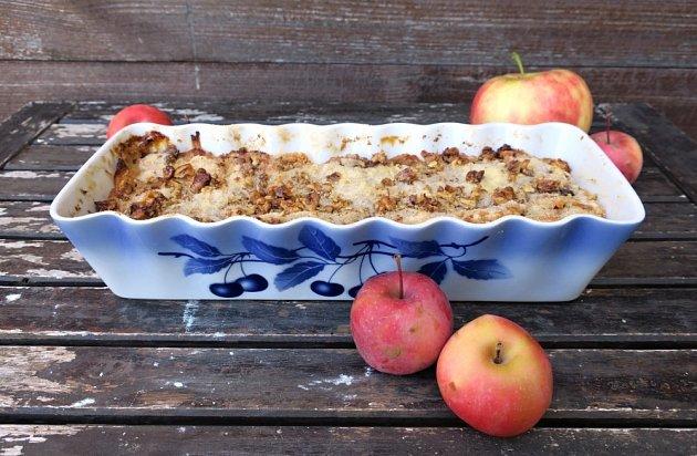 Jablkový chlebíček