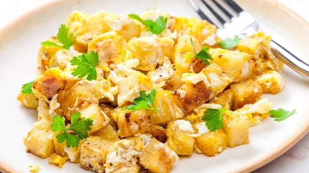 Jak udělat dokonalé knedlíky s vajíčkem?