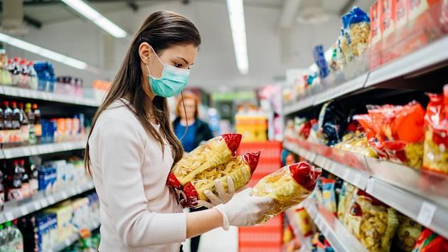 Složení potravin snadno zjistíme z jejich obalů.
