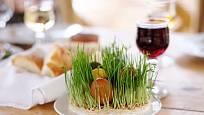 Osení ozdobí velikonoční tabuli