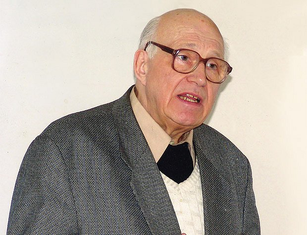 biolog Zdeněk Pouzar CSc