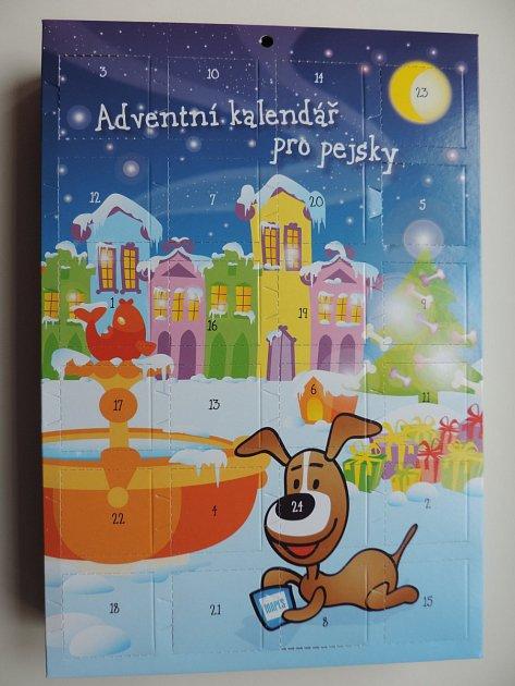 Adventní kalendář pro pejsky