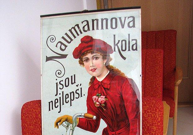 reklamní plakát