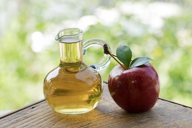 Jablečný ocet je velmi účinný při potlačování zápachu