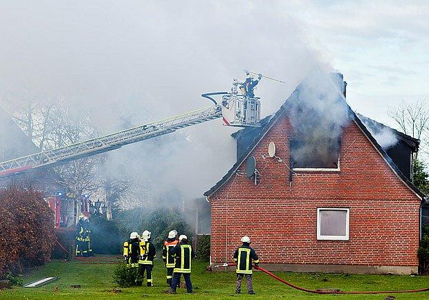 Požár může mít fatální následky.