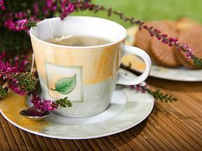 léčivý čaj z vřesu