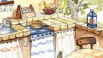 vaříme venku