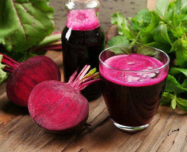 šťáva z červené řepy, jeden z nejzdravějších nápojů