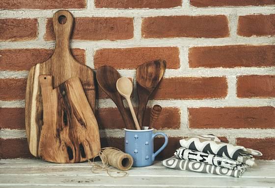 Přirozená kresba dřeva