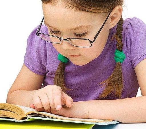 dyslexie - porucha čtení