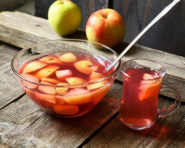 Jablečný kompot je vzpomínka na dětství