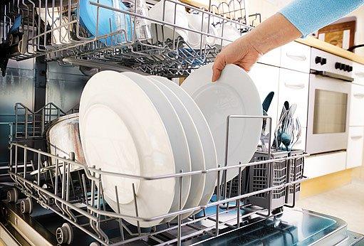 myčka ročně ušetří desítky litrů vody