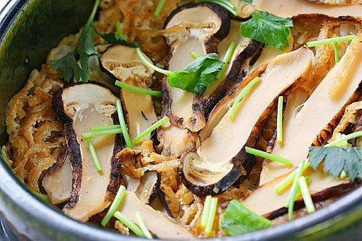 houbová specialita