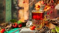 Šípkový macerát má stejně intenzivní chuť a barvu jako nálev a zachované všechny vitamíny