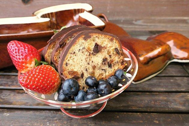 Z těsta můžete připravit také biskupský chlebíček.