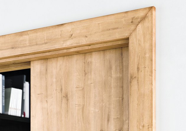 stavební pouzdro NORMA, detail obložky