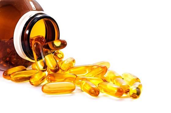 Rybí tuk je dobrým zdrojem vitamínu D
