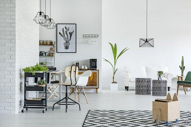 Skandinávský styl Češi znají. Má ho Ikea.