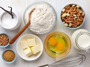 Výběru ingrediencí na pečení bychom měli věnovat dostatečnou pozornost.