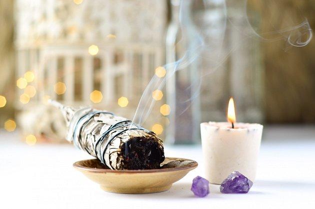 Šalvěj má důležité místo i v aromaterapii