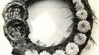 vavřínový věnec jako květinářské umění
