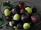 Zralé fíky mohou mít různou barvu podle odrůdy.
