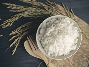 jasmínová rýže uvařená