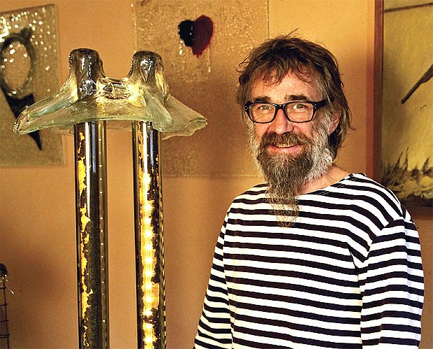 umělec Miroslav Liederhaus