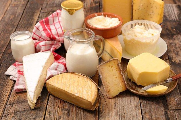 V případě vynechání mléka, musíte stravu vyvážit tak, abyste doplnili chybějící vápník a bílkoviny