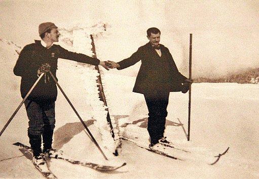 Josef Rössler a František Prokop