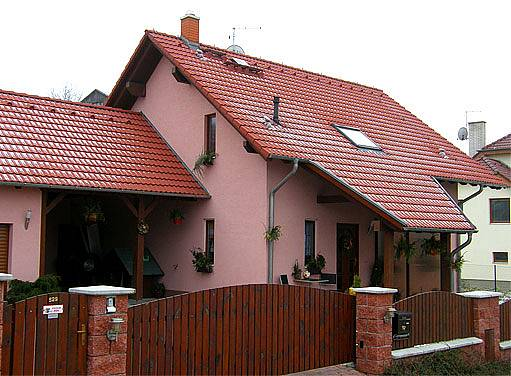 střechu je třeba kontrolovat