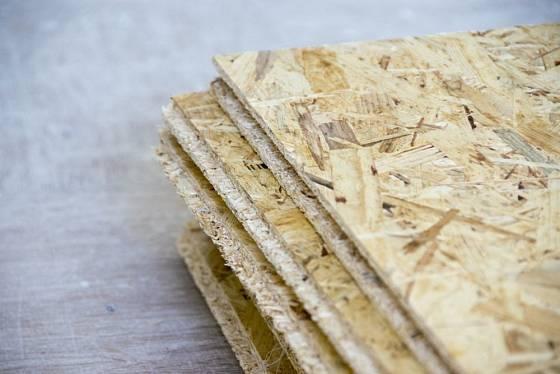 Dřevovláknitá deska